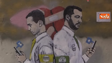8 - I nuovo murales dello street artist Tvboy a Milano