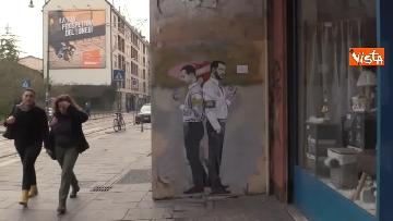 11 - I nuovo murales dello street artist Tvboy a Milano