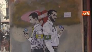 7 - I nuovo murales dello street artist Tvboy a Milano