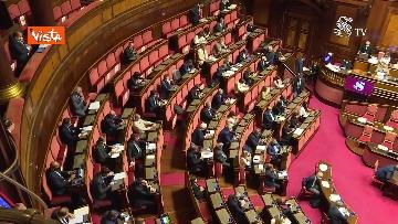 3 - Speranza al Senato per riferire sull'emergenza Coronavirus