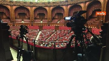 7 - Conte riferisce in Aula Camera su Consiglio Ue, immagini