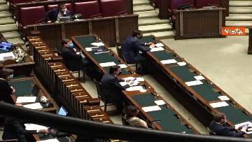 4 - Conte riferisce in Aula Camera su Consiglio Ue, immagini