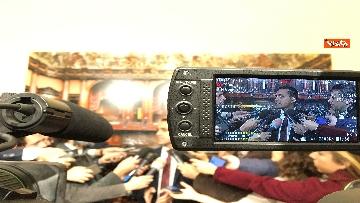 2 - Di Maio dichiara in sala stampa a Montecitorio
