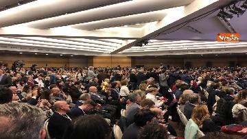 7 - Nicola Zingaretti proclamato segretario del PD dall'assemblea del partito a Roma