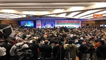 2 - Nicola Zingaretti proclamato segretario del PD dall'assemblea del partito a Roma