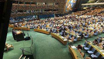 1 - 26-09-18 Onu, 73esima Assemblea generale immagini dibattito