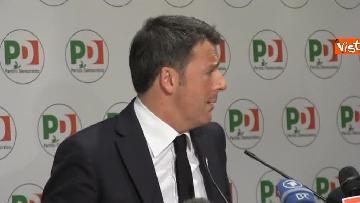 3 - Renzi si dimette da segretario del PD