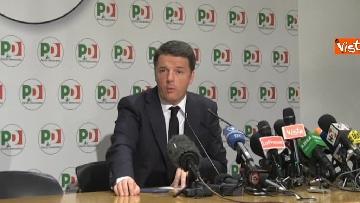 4 - Renzi si dimette da segretario del PD