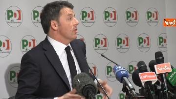 2 - Renzi si dimette da segretario del PD