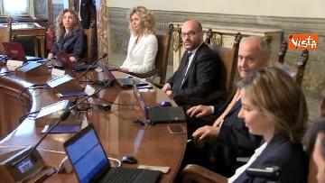6 - Governo Conte, il primo Consiglio dei Ministri