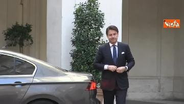 2 - Libia, Conte riceve Fayez al Serraj a Palazzo Chigi