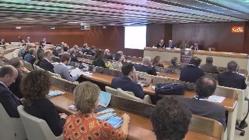 """9 - Boccia interviene alla conferenza su """"Politica e Economia"""" a Confindustria, le immagini"""