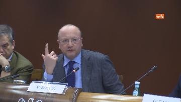 """3 - Boccia interviene alla conferenza su """"Politica e Economia"""" a Confindustria, le immagini"""
