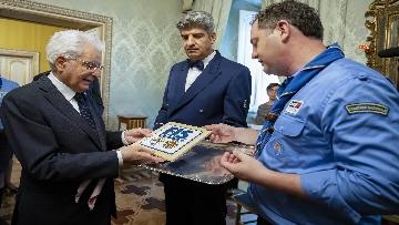 4 - Il Presidente Mattarella Incontra la Federazione Italiana dello Scautismo