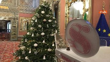 12 - Casellati incontra l'Associazione stampa parlamentare per auguri di Natale