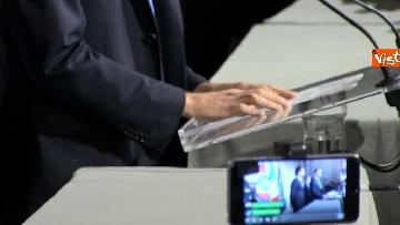 7 - M5S Di Maio, Toninelli e Giulia Grillo dopo l'incontro con Mattarella immagini