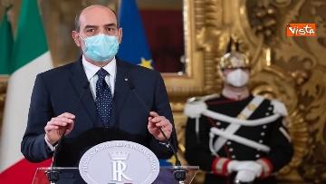 """1 - Consultazioni, il portavoce di Mattarella Giovanni Grasso: """"Convocato alle 19.30 Roberto Fico"""""""