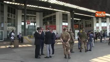 1 - Hub Milano Rogoredo, Fs presenta potenziamento con Battisti, Toninelli, Salvini