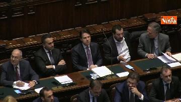 4 - Il Premier Conte in Aula per riferire in vista del Consiglio Europeo