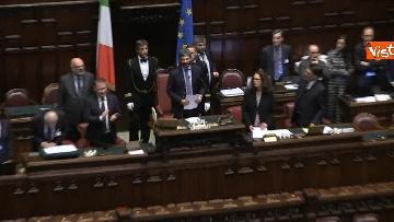 8 - FOTO GALLERY - 24-03-18 Roberto Fico eletto presidente della Camera dei Deputati
