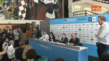 3 - Formula E a Roma, presentata la gara