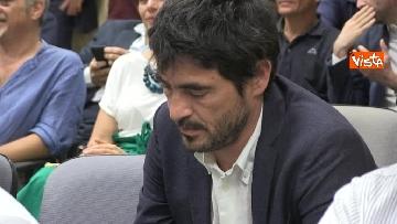 2 - Liberi e Uguali lancia il comitato promotore del partito con il leader Grasso