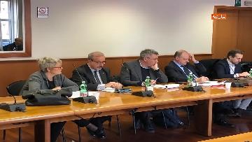 2 - Quota 100, Landini, Furlan e Barbagallo incontrano il sottosegretario Durigon. Le immagini