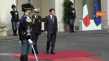 5 - Conte si insedia a Palazzo Chigi, primo giorno da presidente del Consiglio