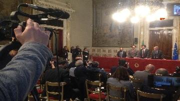 8 - 24-05-18 Consultazioni, la delegazione del Pd con Martina, Orfini, Marcucci, Delrio