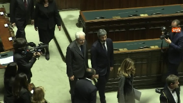 9 - Centenario Aula Montecitorio, le celebrazioni alla Camera dei Deputati