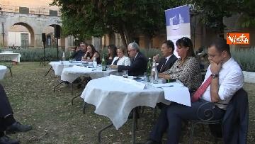 11 - Terrorismo, difesa comune europea e sicurezza informatica, il convegno con Covassi immagini
