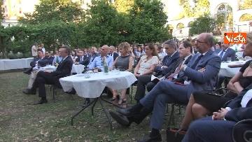 4 - Terrorismo, difesa comune europea e sicurezza informatica, il convegno con Covassi immagini