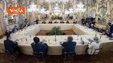 13 - Mattarella riceve la Presidente della Repubblica Ellenica Sakellaropoulou, le immagini