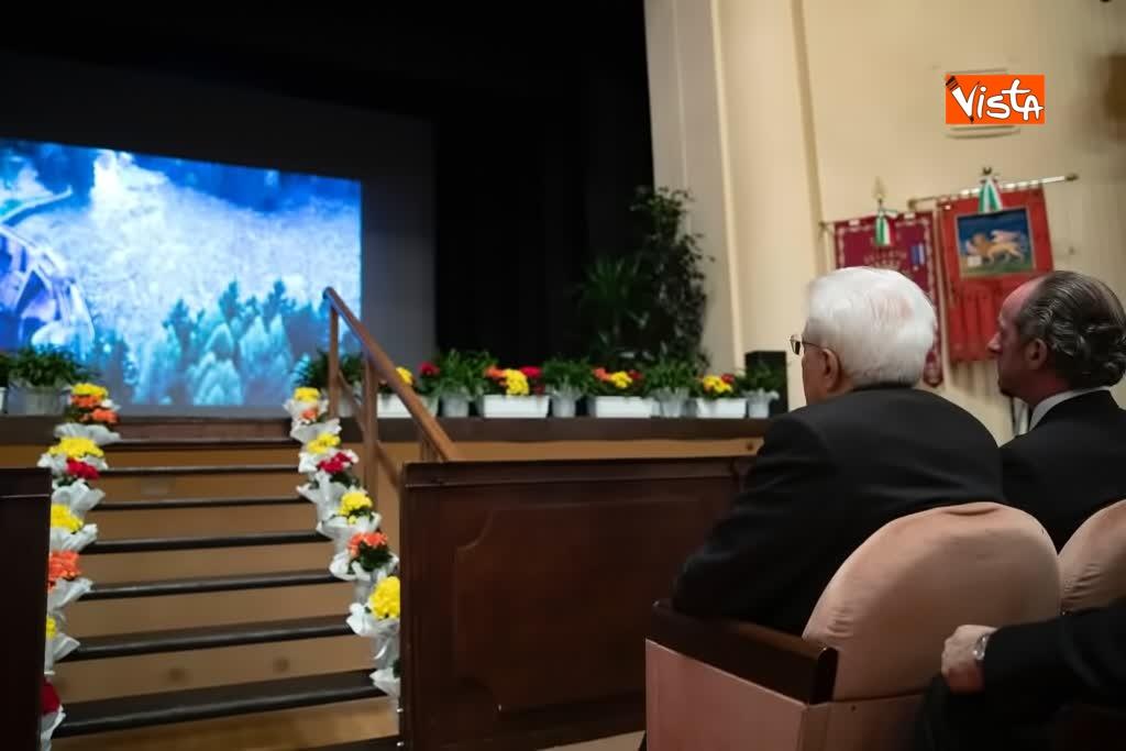12-03-19 Mattarella alla cerimonia commemorativa dell'alluvione dell ottobre 2018 nella Regione Veneto_02