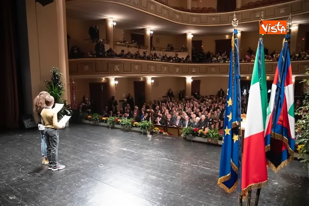 12-03-19 Mattarella alla cerimonia commemorativa dell'alluvione dell ottobre 2018 nella Regione Veneto_05