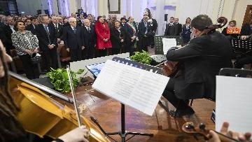 4 - Mattarella all'inaugurazione dell'Anno Accademico 2019-2020 dell'Universita del Sannio
