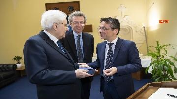 3 - Mattarella all'inaugurazione dell'Anno Accademico 2019-2020 dell'Universita del Sannio
