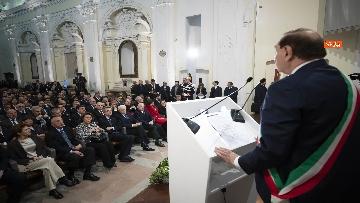 5 - Mattarella all'inaugurazione dell'Anno Accademico 2019-2020 dell'Universita del Sannio