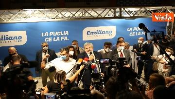 6 - Regionali, Emiliano commenta la vittoria: