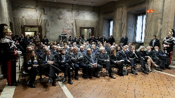 4 - Mattarella a Istituto Sturzo partecipa a tavola rotonda