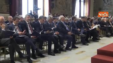5 - Garante privacy presenta relazione annuale in Parlamento con Fico e Casellati, immagini