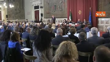 4 - Garante privacy presenta relazione annuale in Parlamento con Fico e Casellati, immagini