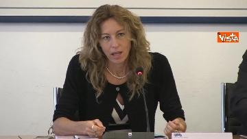 4 - Ministro Affari Regionali Stefani al primo incontro con la Conferenza Regioni immagini