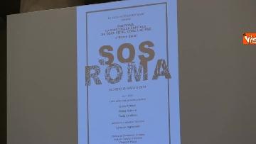 7 - Gentiloni e Veltroni a presentazione libro Causi su Roma