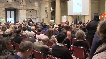 6 - Gentiloni e Veltroni a presentazione libro Causi su Roma