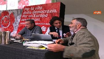 3 - Radicali, il congresso a Roma con Magi, Bonino, Cappato immagini