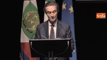 5 - Il presidente della Repubblica Mattarella all'inaugurazione della XXII Triennale di Milano