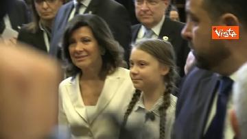 6 - Greta Thunberg al Senato della Repubblica
