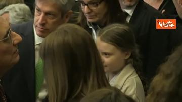 2 - Greta Thunberg al Senato della Repubblica
