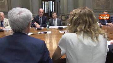 6 - Autonomia, Zaia a Roma per avviare tavolo con ministero Affari Regionali